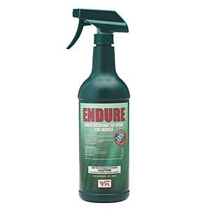 Endure Sweat-Resistant Fly Spray, Quart