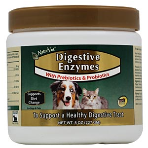 Enzymes and Probiotics, 8 oz
