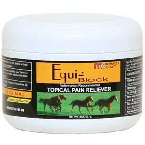 Equi-Block Topical Pain Reliever, 8 oz.