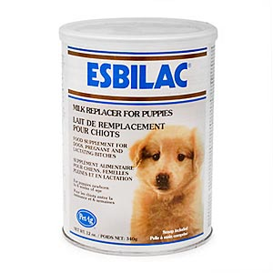 Esbilac Milk Replacer, 12 oz Powder