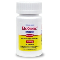 EtoGesic (etodolac) 150 mg, 30 Tablets
