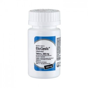 EtoGesic (etodolac) 300 mg, 30 Tablets