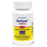 EtoGesic (etodolac) 300 mg, 90 Tablets