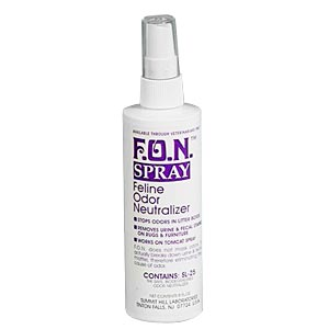 FON - Feline Odor Neutralizer Spray (F.O.N.), 8 oz