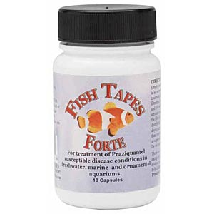 Fish Tapes Forte 10 Capsules