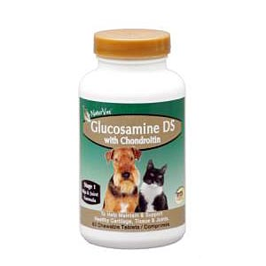 Glucosamine DS With Chondroitin, 60 Chewable Tablets