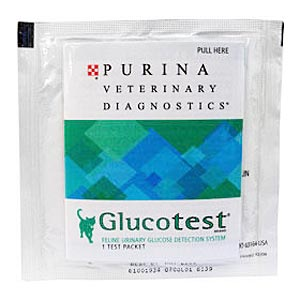 Glucotest Feline Urinary Glucose Detection System, Test Packet