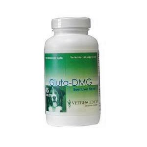 Gluta DMG for Dogs, 45 Chewable Tablets