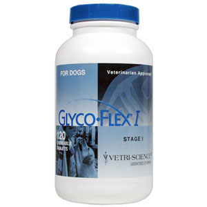 Glyco-Flex I for Dogs, 120 Tablets