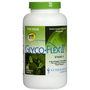 Glyco-Flex II for Dogs, 90 Tablets