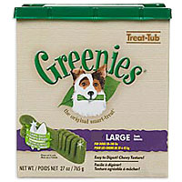 Greenies Large (16 Treats)