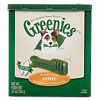 Greenies Petite (40 Treats)
