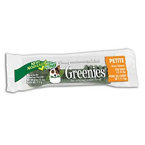 Greenies Petite, One