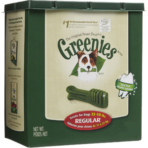 Greenies Regular (24 Treats)