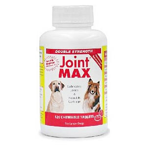 Joint MAX Double Strength, 120 Chewable Tabs