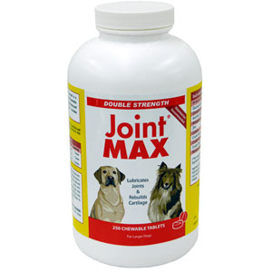 Joint MAX Double Strength, 250 Chewable Tabs