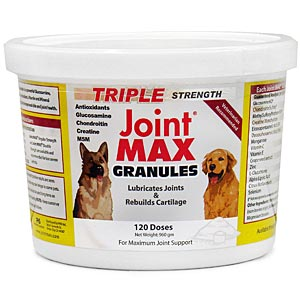Joint MAX Triple Strength HA Granules, 960 gm