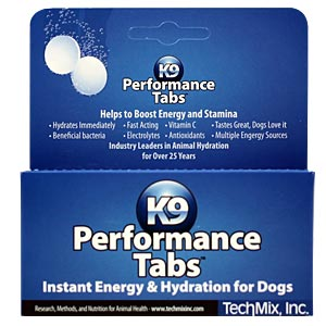 K9 Performance Tabs 5 gm, 10 Tablets