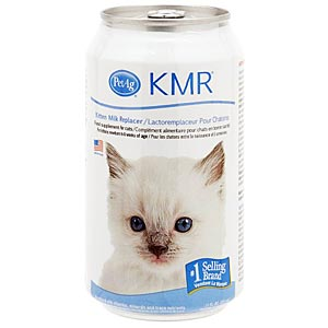 KMR Milk Replacer, 11 oz Liquid