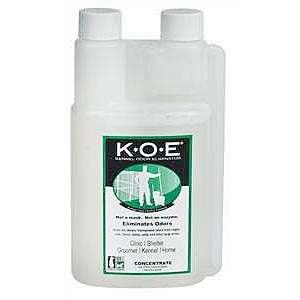 K.O.E. [Kennel Odor Eliminator] Concentrate, 16 oz.