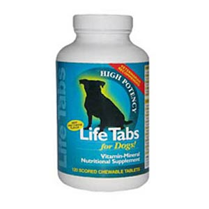 Life Tabs High Potency Vitamin-Mineral Nutritional Supplement, 180 Tablets