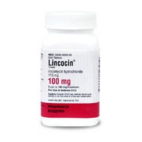 Lincocin 100 mg, 500 Tablets
