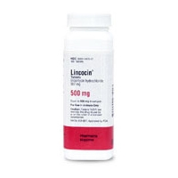 Lincocin 500 mg, 100 Tablets