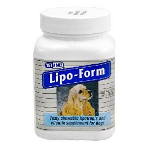 Lipo-Form, 50 Chewables