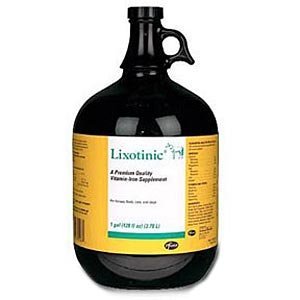 Lixotinic, Gallon