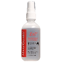 MaxiGuard Zn7 Derm Spray, 4 oz