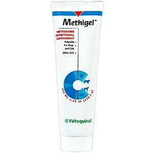 Methigel, Urinary Acidifier, 4.25 oz. Tube
