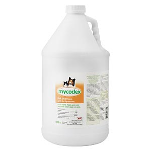 Mycodex Flea and Tick Shampoo P3, Gallon