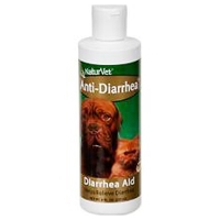 NaturVet Anti-Diarrhea, 8 oz