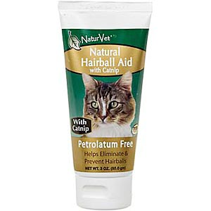 Natural Hairball Aid Gel, 3 oz