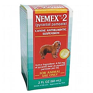 Nemex-2 Suspension, 2 oz