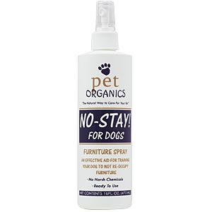 No Stay! Furniture Spray for Dogs, 16 oz