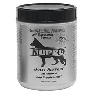 Nupro Joint Support for Dogs, Silver,  1 lb