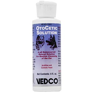 Otocetic Solution, 4 oz