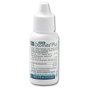 Otomite Plus, 0.5 oz