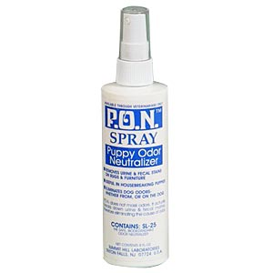 PON - Puppy Odor Neutralizer Spray (P.O.N.), 8 oz