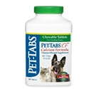 Pet-Tabs CF (Calcium Formula) for Dogs & Cats, 180 Tablets