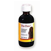 Pet-Tinic Pediatric Drops for Dogs, Cats, Puppies, and Kittens, 1 oz (30 mL)