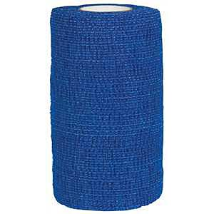 PowerFlex Bandage 4inx 5yds, Blue