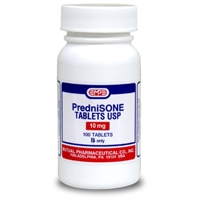 Prednisone 10 mg, 100 Tablets