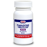Prednisone 20 mg, 100 Tablets