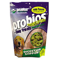 Probios Dog Treats, Soft-n-Shiny, 1 lb Pouch