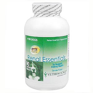 Renal Essentials For Dogs, 90 Tablets