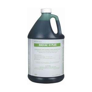 Roccal-D Plus, Gallon