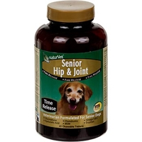 Senior Hip & Joint Formula for Dogs, 40 Chewable Tablets
