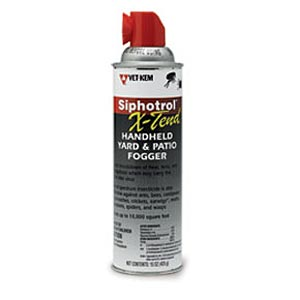 Siphotrol Outdoor Fogger, 15 oz
